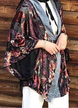 Hm pelerin, kimono