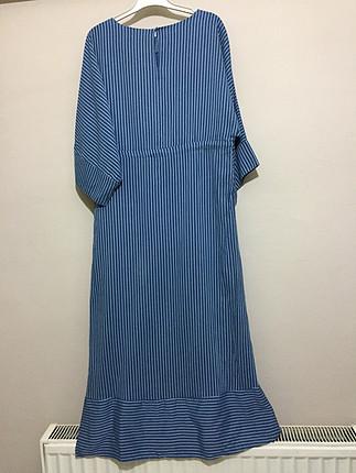 Aker Mısra uzun elbise
