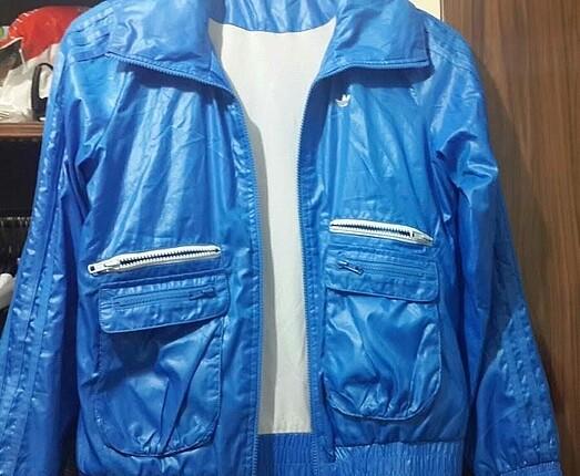 Adidas yağmurluk ceket orjinal