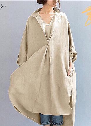 Çin tarzı salaş elbise