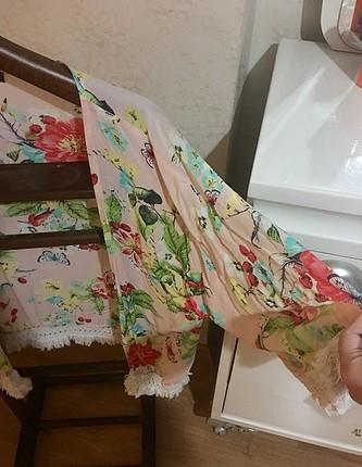 Hasarsız kimono çok tatlı