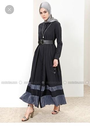 refka uzun elbise