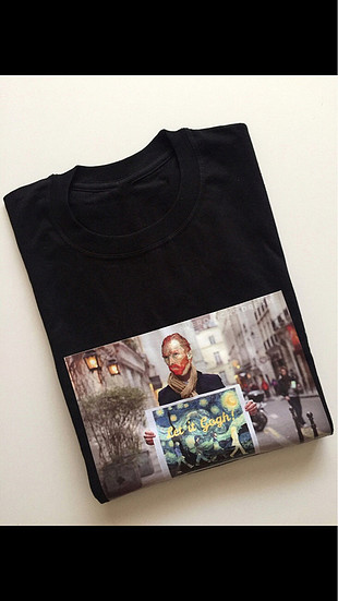 Van gogh Tshirt