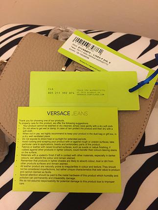 universal Beden Versace Çanta