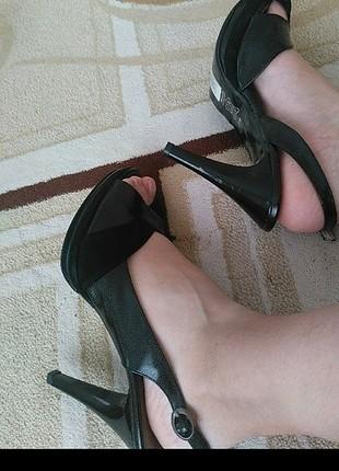 topuklu abiye ayakkabı