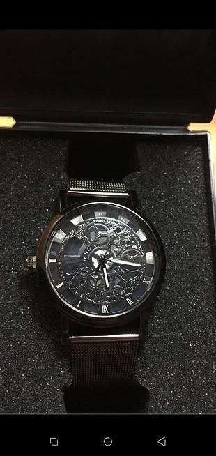 diğer Beden siyah Renk hasır yeni saat