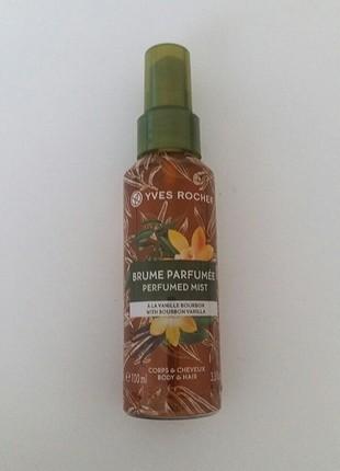 Yvesrocher brume parfüm vanilya