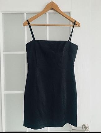 Yeni Mini Elbise Siyah
