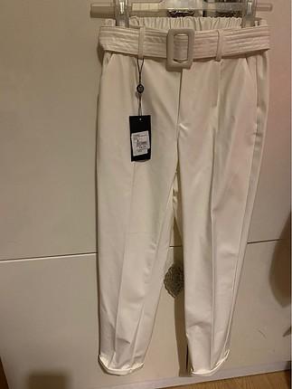 Deri havuc pantolon
