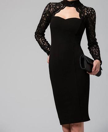 Siyah elbiseee