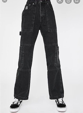 The ragged priest cargo jean