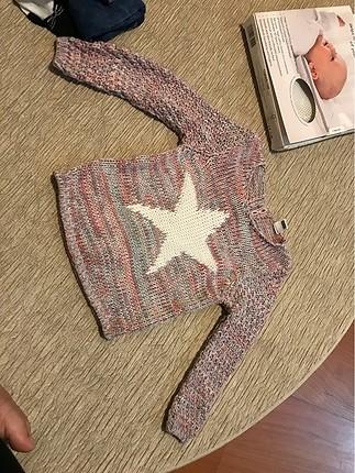Kız bebek kazak