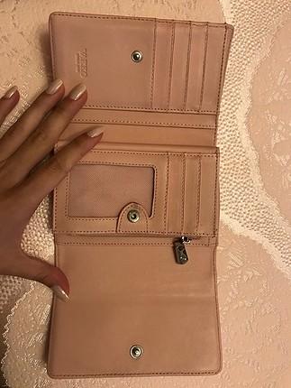 Vakko pembe cüzdan