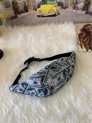Dolar bel çantası