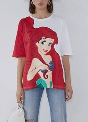 Zara disney tişört
