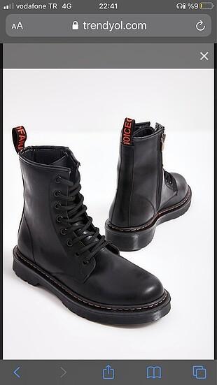 Bot/çizme