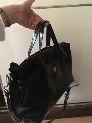 Zara rugan çanta