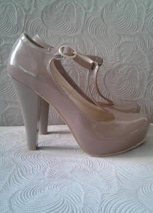 vizon topuklu ayakkabı