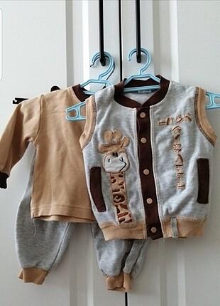 Erkek bebek takım
