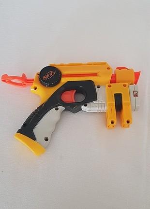 Lazerli nerf silahı
