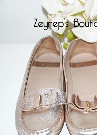 TEN RENGİ Ayakkabı :)
