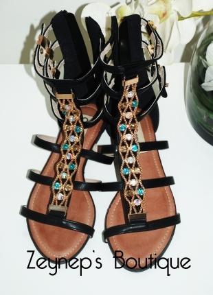 Açık Ayakkabı :)