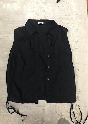 Beymen Kolsuz Siyah Gömlek