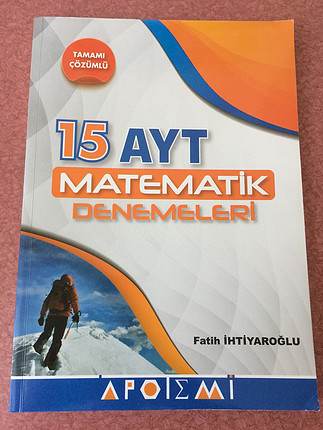 Apotemi matematik denemesi