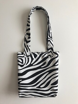 Zebra çanta