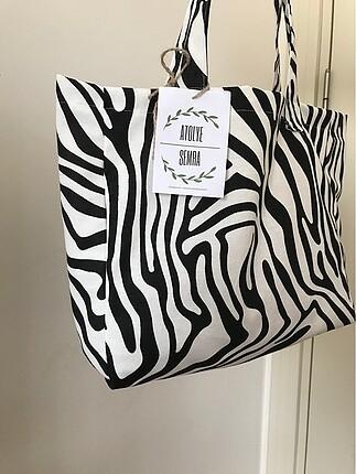 Zara Zebra çanta