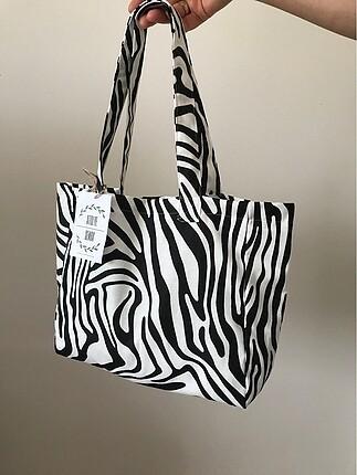 Beden Zebra çanta