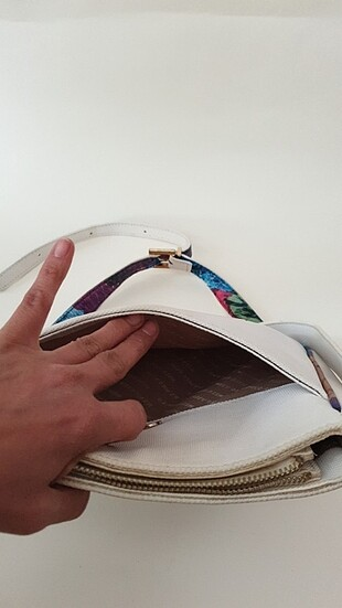 Beden beyaz Renk U.S. polo beyaz çanta