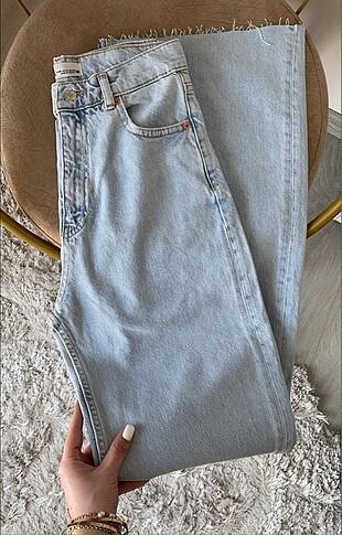 Zara Wide Leg Jean