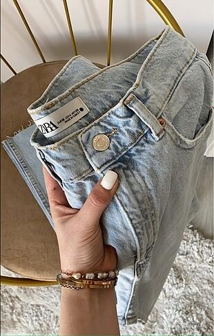 Zara Zara Wide Leg Jean