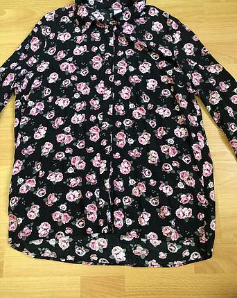 H&M Çiçek Desenli Gömlek
