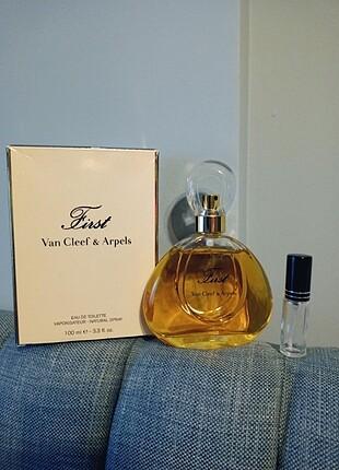 5 ml Van Cleef & Arpels Fist dekant parfüm. 5 ml fiyatıdır, spre