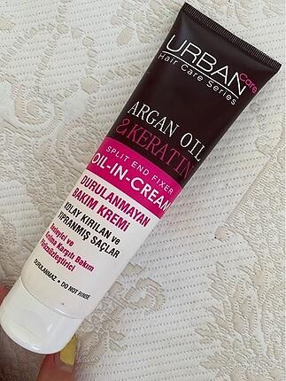 Urban care argan oil keratin
