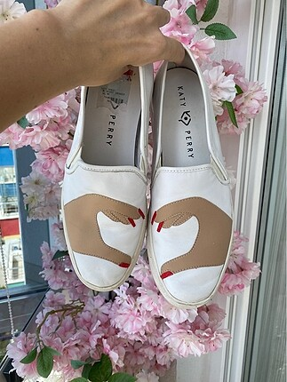 Katy pery sneaker ayakkabı