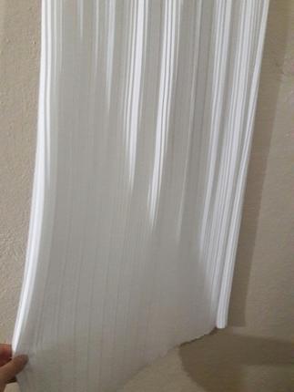 38 Beden beyaz Renk plise etek
