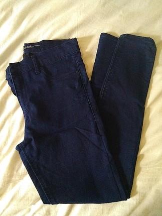 Lacivert skinny jean