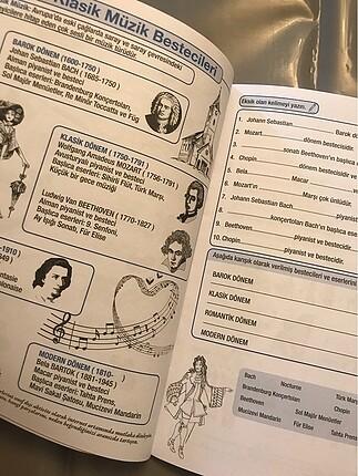 Her Yönüyle Müzik Etkinlikli Kitap