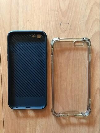 İki adet İPhone 6/6S kabı
