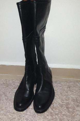 36 Beden siyah Renk 36 numara kemal tanca çizme