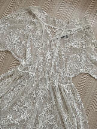 Massimo Dutti Tül elbise