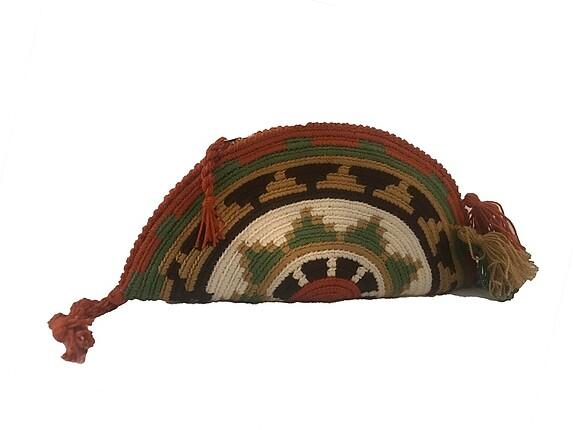 Wayuu cüzdan